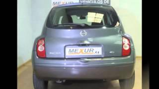 Video Nissan Micra Automoviles Mexur