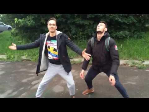танец под песню Пика - Патимейкер пародия