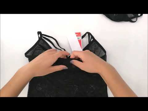 Košilka 818-CHE chemise - Obsessive