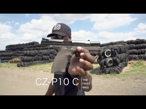 The first mag cz p-10 c