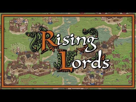Gameplay de Rising Lords