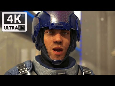 DETROIT BECOME HUMAN Freedom March Chapter PS4 PRO 4k UHD