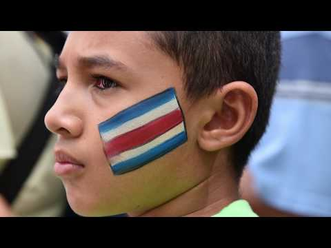 Costa Rica's National Anthem, subtitled in English
