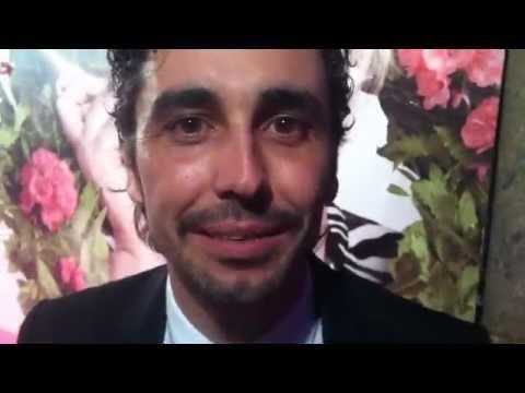 CANCO RODRIGUEZ manda un saludo a BARCELONA COMEDY CLUB - Festival de cine de Málaga