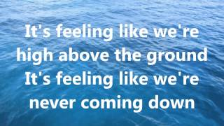 High Above The Ground - Daughtry (lyrics)