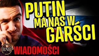 WYCIEKŁY DANE! Polska jest UZALEŻNIONA od ROSYJSKIEJ ROPY | WIADOMOŚCI