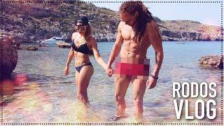 NASZE GRECKIE WAKACJE #RODOS 2016 #VLOG | Fit Lovers