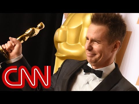 Sam Rockwell at the Oscars: Ebbing is very much like Mayberry