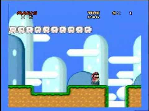 There Was A Mega Drive Version Of Super Mario World (Huh, What?)
