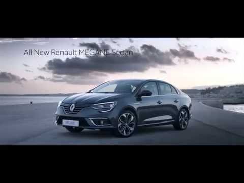 Renault  Megane Sedan Седан класса C - рекламное видео 2