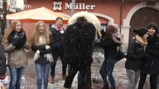 preview picture of video 'Fasnet Umzug Müllheim'