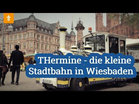 Video-Magazin Lilium: THermine – die kleine Stadtbahn in Wiesbaden