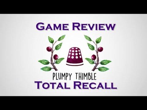 Plumpy Thimble Visits Total Recall