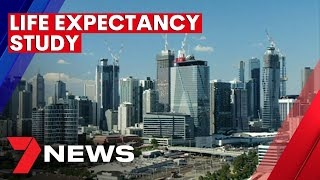 The Melbourne suburbs where you're likely to live longest | 7NEWS