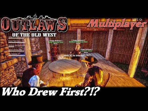 Who Drew First?!? | Multiplayer Outlaws of the Old West Gameplay | EP 12 | Season 1
