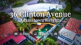 36 Clinton Avenue, Adamstown Heights