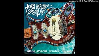 John Mayall - Why Did You Go Last Night