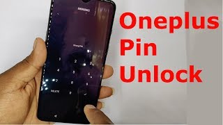 one plus  password unlock 6, 6T, 7, 7T, 7 Pro || Jest one Click