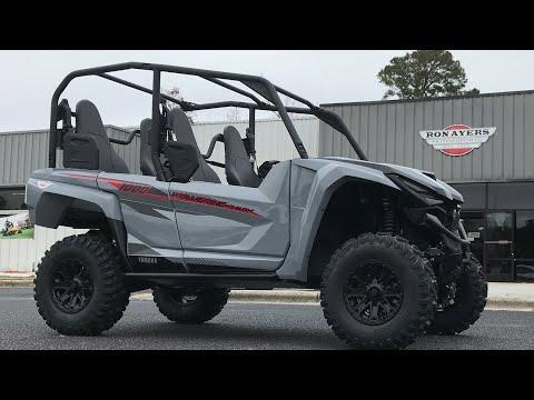 2021 Yamaha Wolverine RMAX4 1000 in Greenville, North Carolina - Video 1