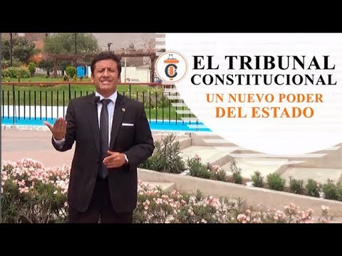 EL TRIBUNAL CONSTITUCIONAL: UN NUEVO PODER DEL ESTADO - Tribuna Constitucional 125 - Guido Aguila Grados