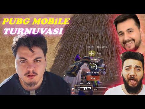 TURNUVADA YARGI w/ Mezarcı - Egoist Pati Pubg Mobile