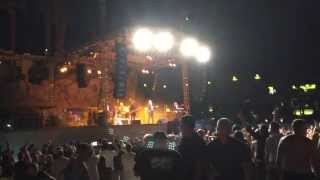 ABC performing Look of Love and Be Near Me live in Las Vegas 2015.09.27
