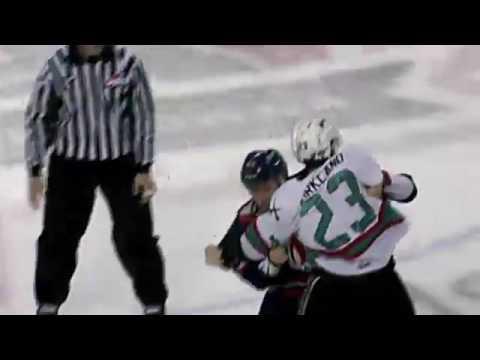 Justin Kirkland vs. Matt Needham