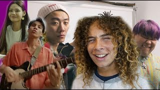 INDIE STAR? Phum Viphurit & Higher Brothers - Lover Boy 88 | REACTION
