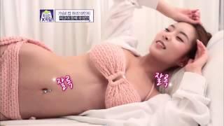 화성인 X파일 - Ep.137 : 가슴 E컵 허리 19인치 개미허리녀!