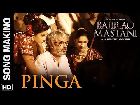 Pinga (Song Making)   Bajirao Mastani   Deepika Padukone, Priyanka Chopra