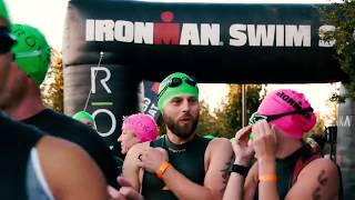 Ironman Louisville 2016 Swim Start Walk-Up