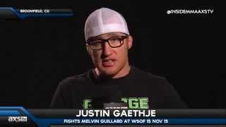 Justin Gaethje says Wrestlers are Tarnishing MMA