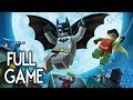 Lego Batman The Videogame Full Game Walkthrough Gamepla