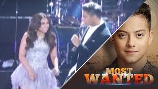 Daniel Padilla - Nothing's Gonna Stop Us Now ft. Morissette | Most Wanted Concert