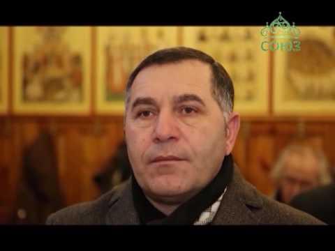 В Челябинском храме святителя Василия Великого нередко можно услышать молитвы по-грузински