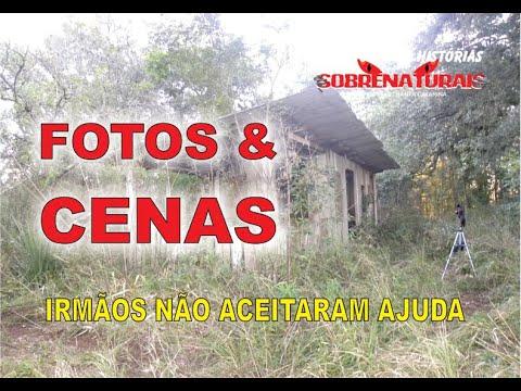 FOTOS + CENAS - IRMÃOS NÃO ACEITARAM AJUDA