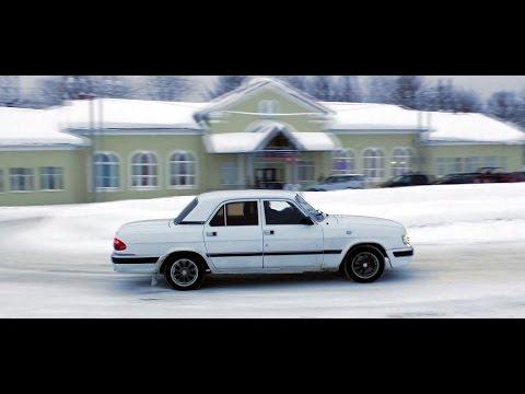 Der Aufwand des Benzins im Winter in der Stadt