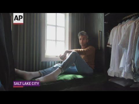 """Television personality and stylist Tan France says that by showing """"there are people out there who aren't divisive,"""" makeover show """"Queer Eye"""" has drawn a large audience. (April 5)"""
