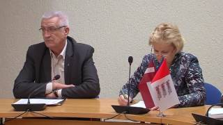 ЗАГС Даугавпилсского края подвел итоги 2016 года