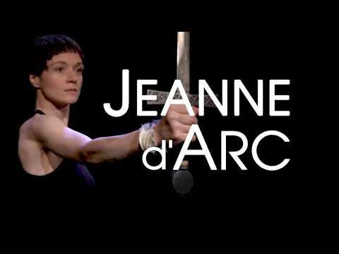 """BANDE-ANNONCE DE """" JEANNE D'ARC """" AU THÉÂTRE DE LA CONTRESCARPE"""