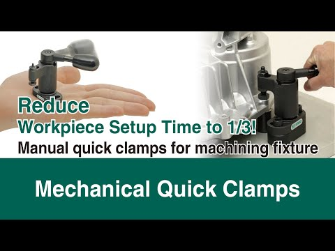 One Touch Clamp