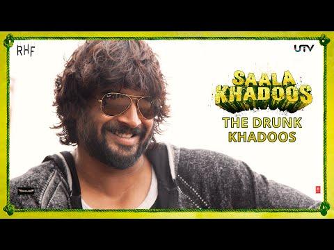The Drunk Khadoos |  Saala Khadoos | In Cinemas Jan. 29