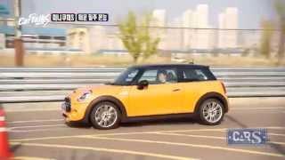 BMW 3세대 '미니쿠퍼S' 리얼 성능 평가_채널A_카톡쇼S 3회