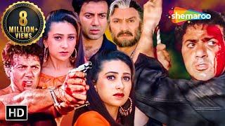 सनी देओल की सबसे खतरनाक फिल्म | Sunny Deol Latest Blockbuster Movie | Ajay