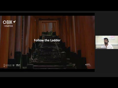 BIK WEBINAR ... Follow the ladder...ladder... ladder[;;;][;;;]