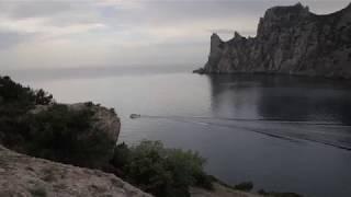 Крым. Новый Свет - Белая скала. Май 2018