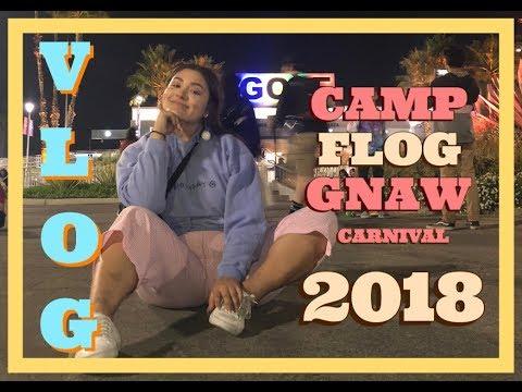 CAMP FLOG GNAW 2018 VLOG