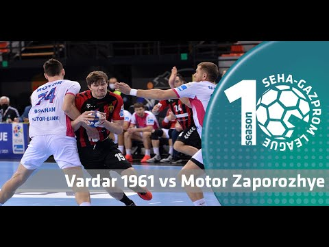 Vardar 1961 is back with a nice win against Motor Zaporozhye! I Match highlights
