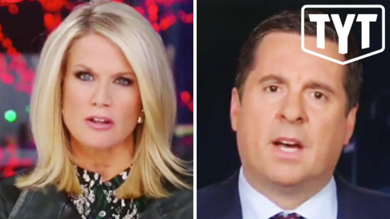Devin Nunes IN BIG TROUBLE! Suddenly Recalls Phone Call With Lev Parnas thumbnail