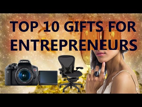 , title : 'The top 10 gift ideas for small business owners and entrepreneurs in 2018